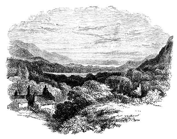Lake District (UK) clipart #3, Download drawings