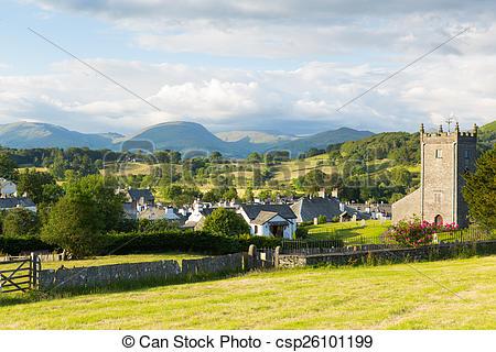 Lake District (UK) clipart #10, Download drawings