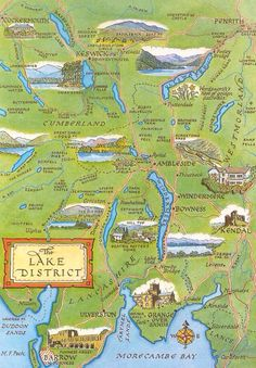 Lake District (UK) clipart #8, Download drawings