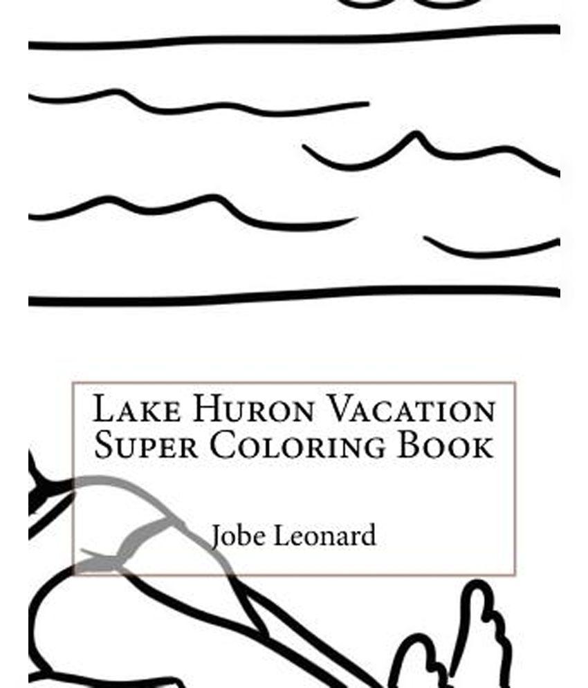 Lake Huron coloring #19, Download drawings