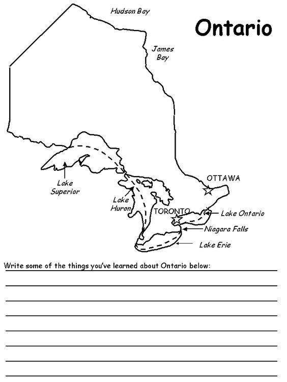 Lake Huron coloring #12, Download drawings