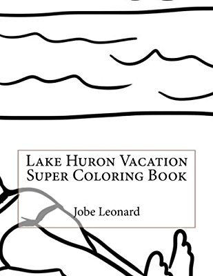 Lake Huron coloring #10, Download drawings