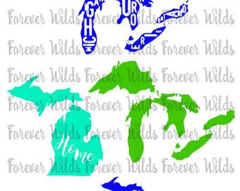 Michigan svg #15, Download drawings