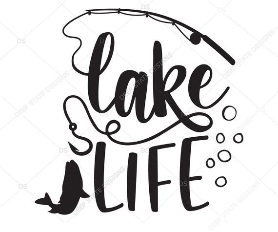 lake life svg #818, Download drawings