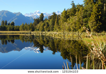 Lake Matheson clipart #7, Download drawings