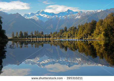 Lake Matheson clipart #9, Download drawings