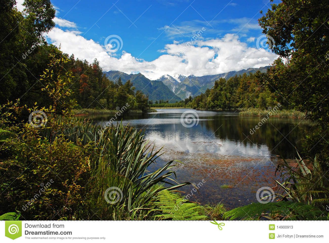 Lake Matheson clipart #3, Download drawings