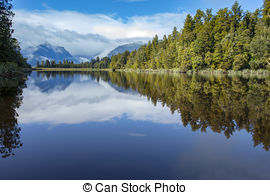 Lake Matheson clipart #19, Download drawings