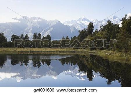 Lake Matheson clipart #18, Download drawings