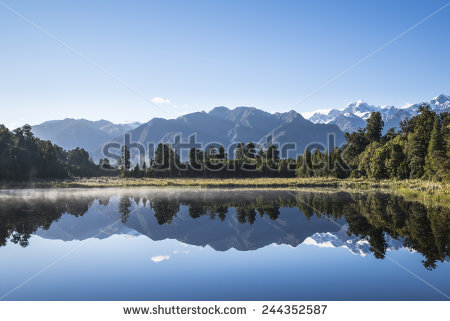 Lake Matheson clipart #11, Download drawings