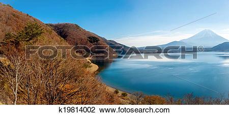 Lake Motosu clipart #8, Download drawings