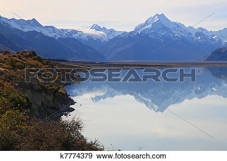 Mount Cook clipart #13, Download drawings