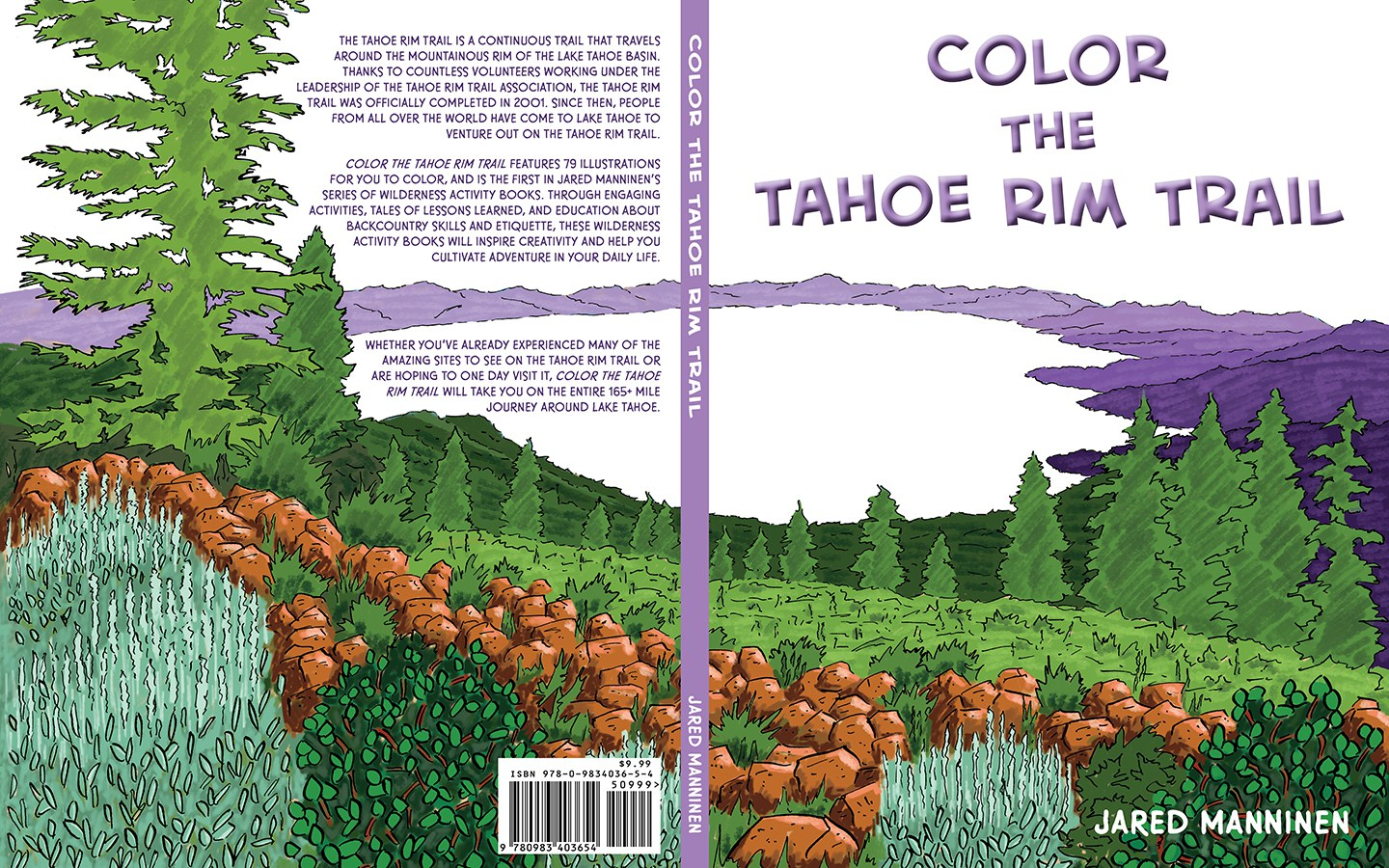 Lake Tahoe coloring #20, Download drawings