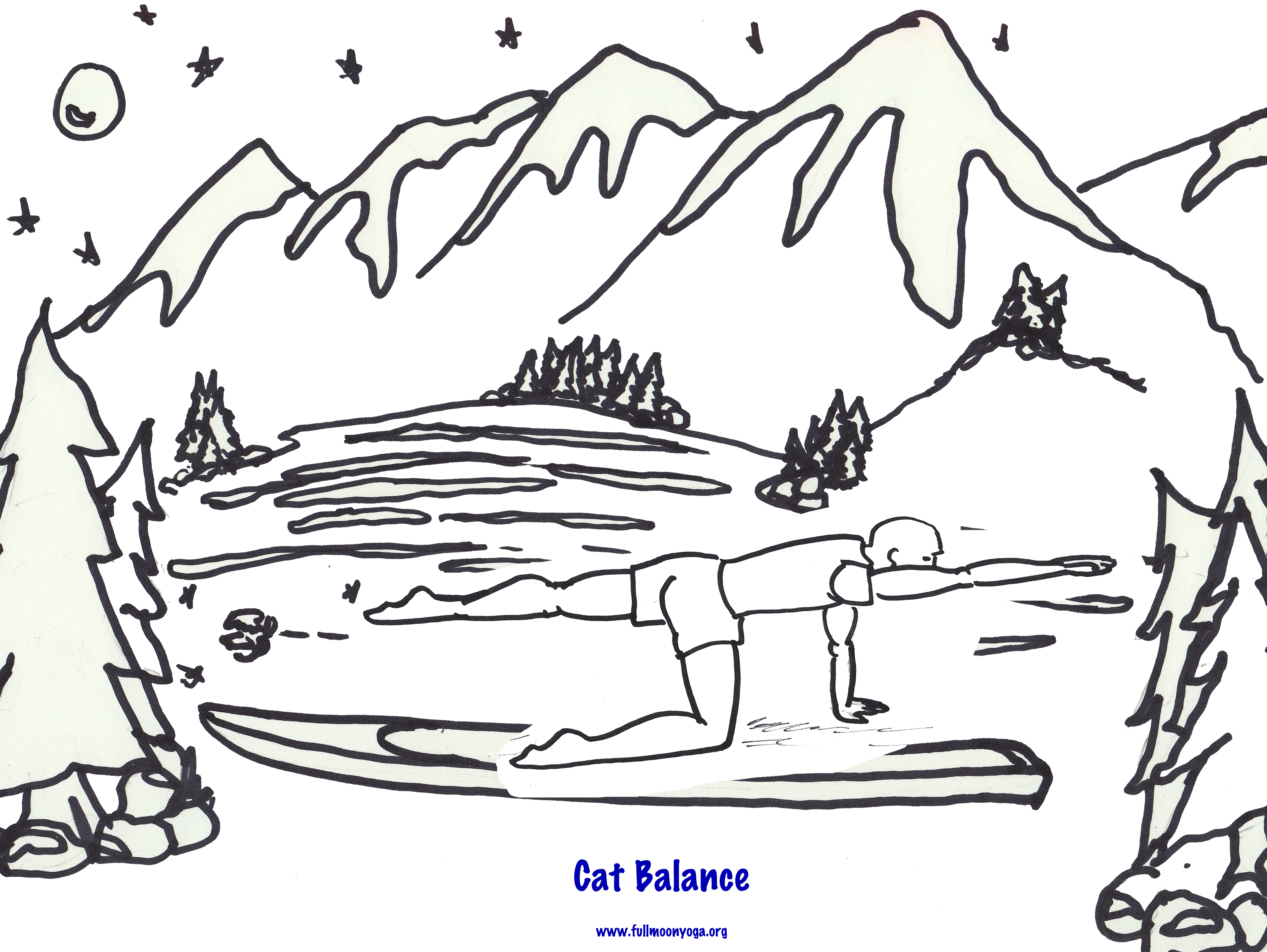 Lake Tahoe coloring #13, Download drawings