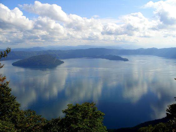 Lake Towada clipart #2, Download drawings