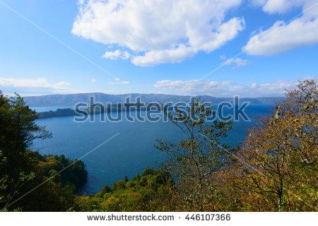 Lake Towada clipart #11, Download drawings