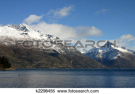 Wakatipu Lake clipart #14, Download drawings