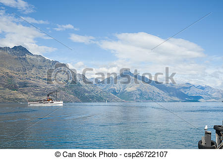Wakatipu Lake clipart #10, Download drawings