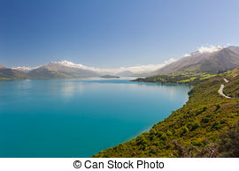 Wakatipu Lake clipart #9, Download drawings