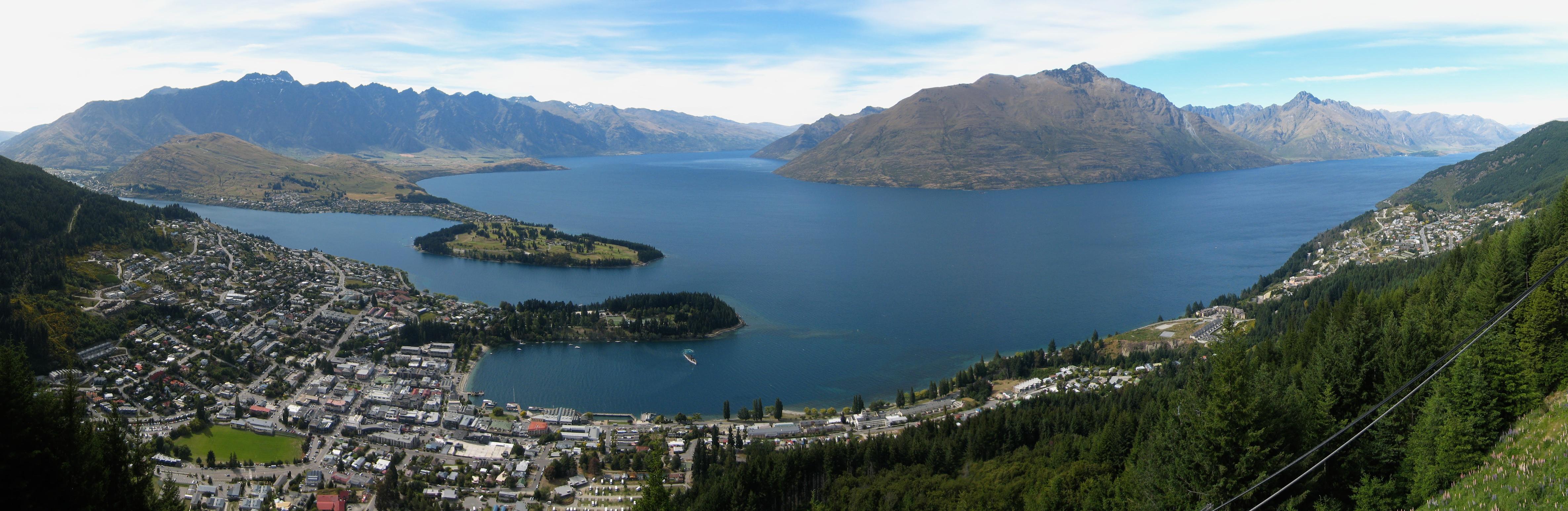 Wakatipu Lake svg #10, Download drawings
