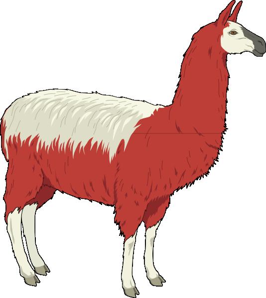 Lama clipart #5, Download drawings