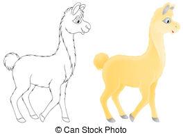 Lama clipart #10, Download drawings