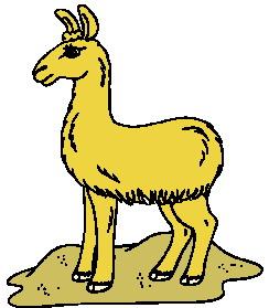 Lama clipart #18, Download drawings