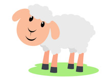 Sheep clipart #1, Download drawings