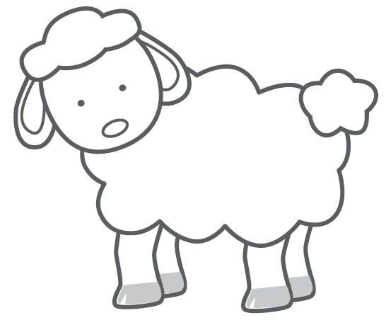 Lamb clipart #7, Download drawings