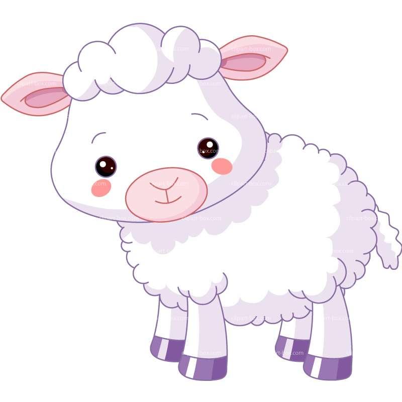 Lamb clipart #6, Download drawings