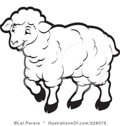 Lamb clipart #15, Download drawings