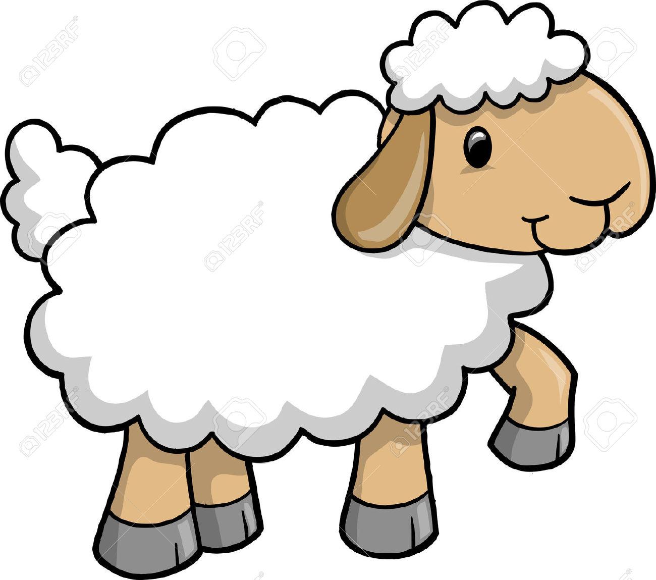 Lamb clipart #20, Download drawings