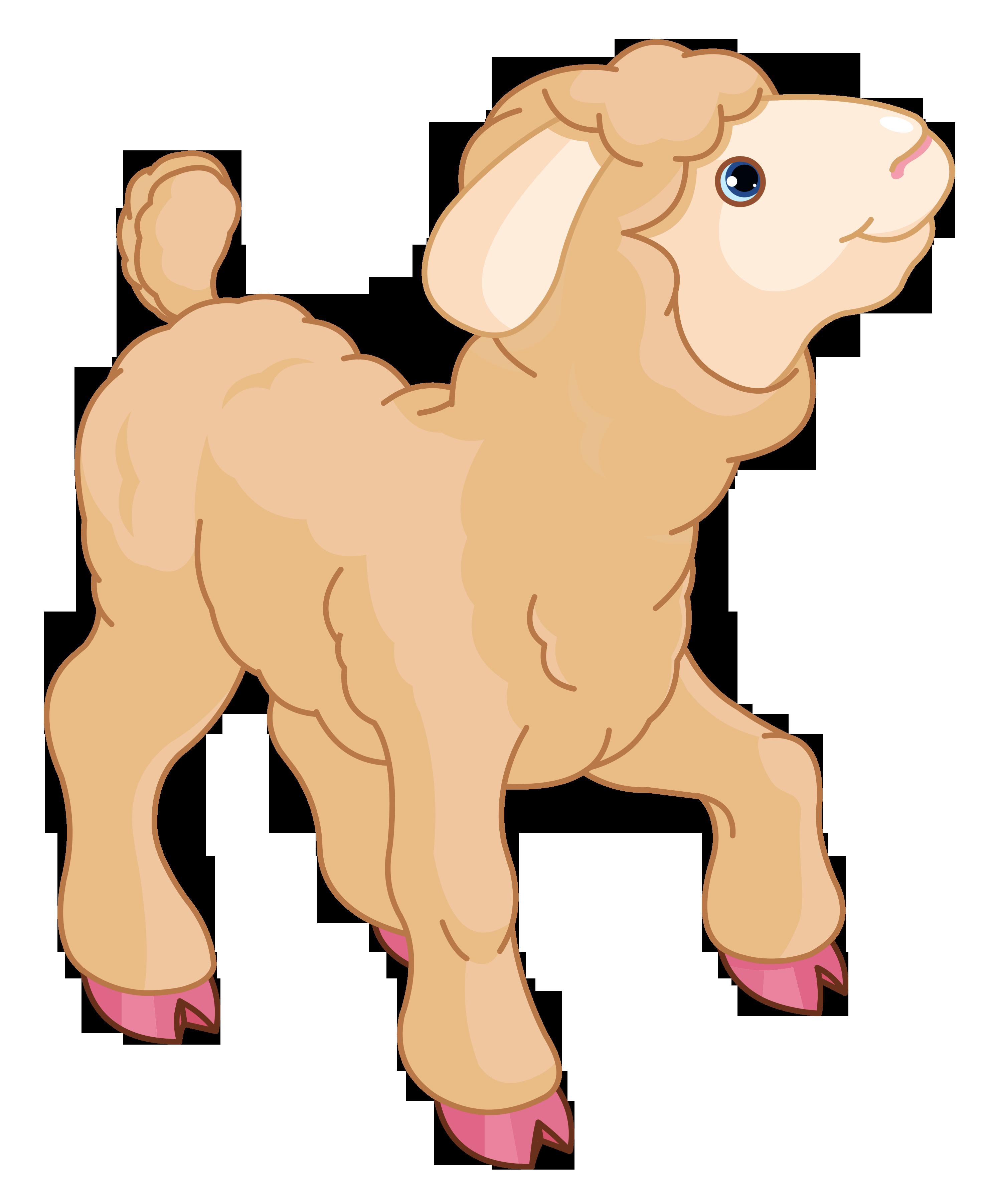 Lamb clipart #2, Download drawings
