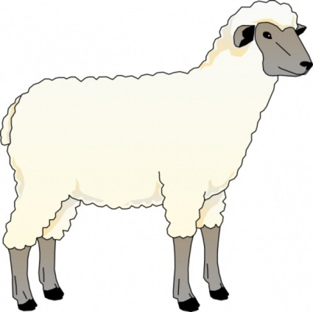 Lamb clipart #8, Download drawings