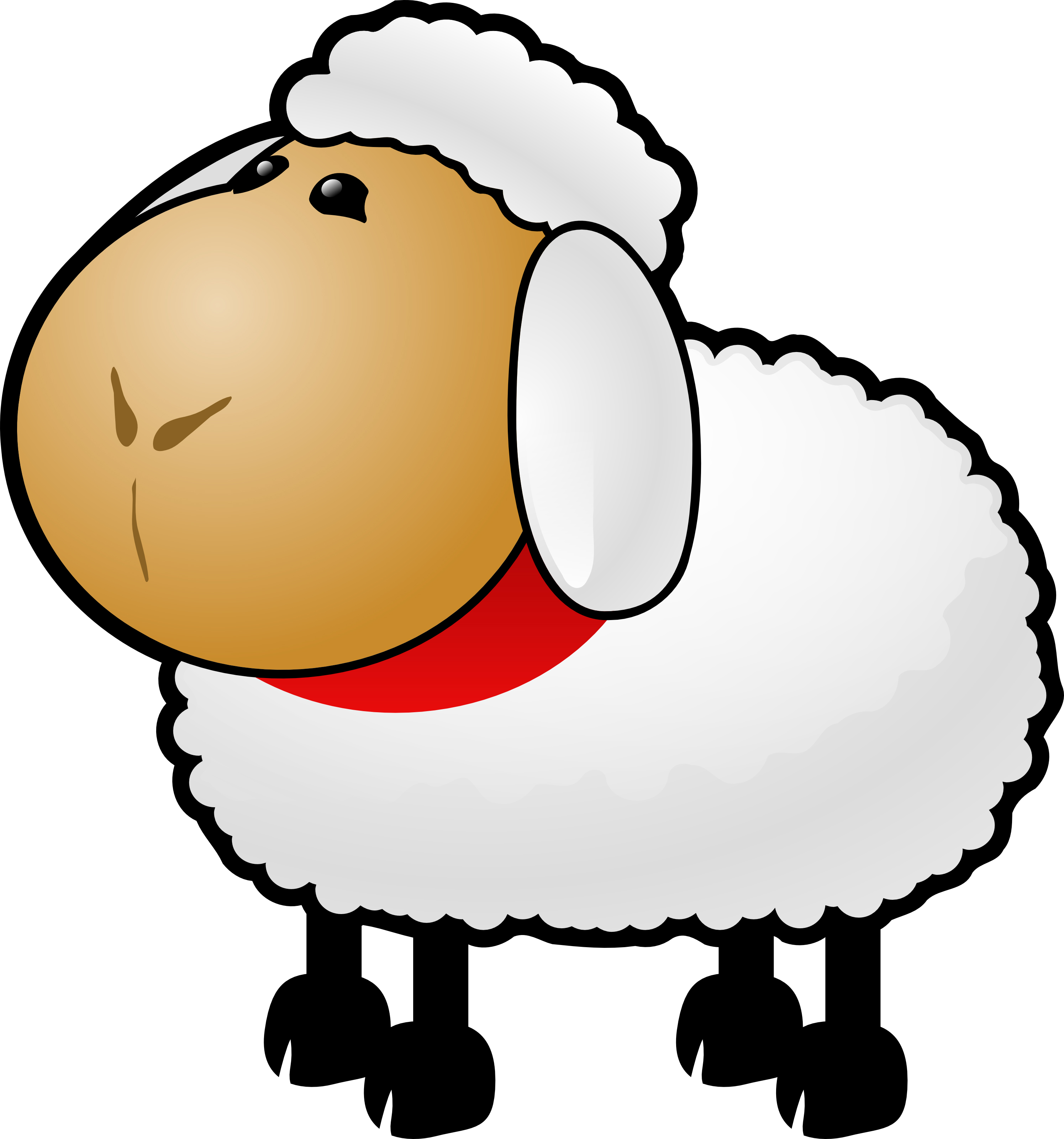 Sheep clipart #15, Download drawings