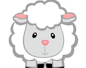 Lamb svg #12, Download drawings