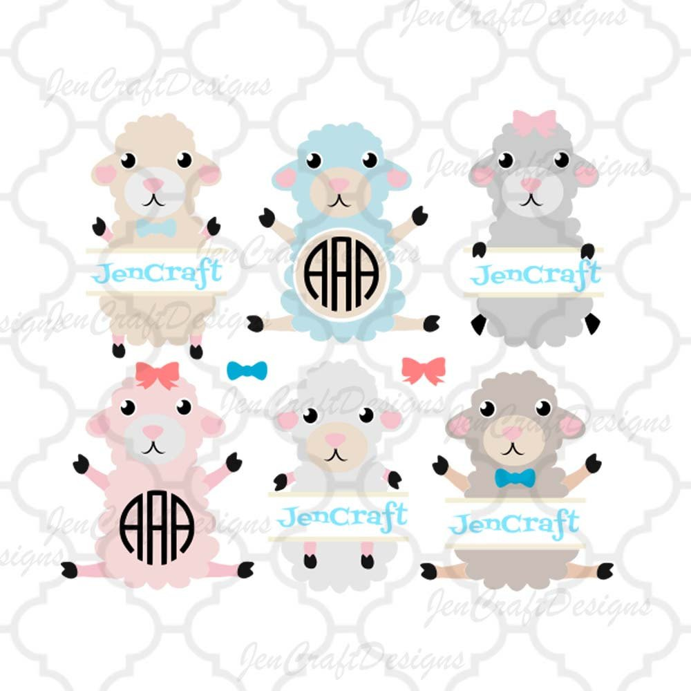 Lamb svg #7, Download drawings