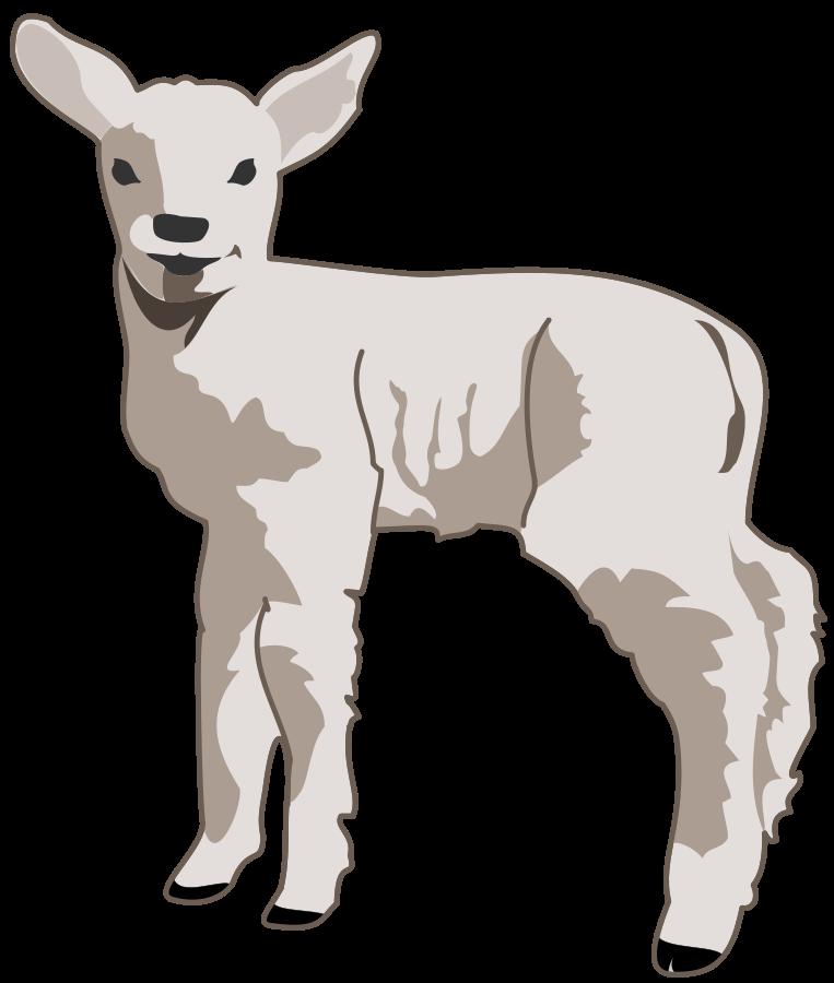 Lamb svg #1, Download drawings