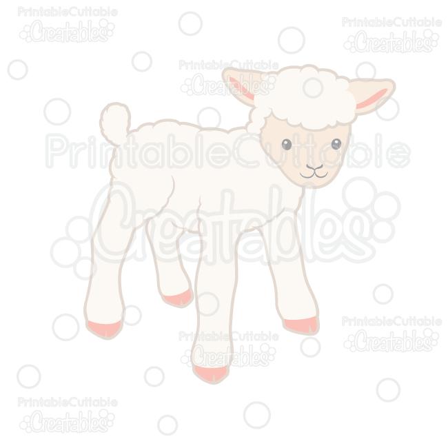Lamb svg #20, Download drawings