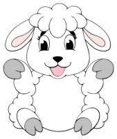 Lamb svg #10, Download drawings