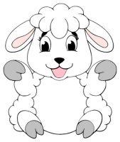 Lamb svg #10, Download drawings