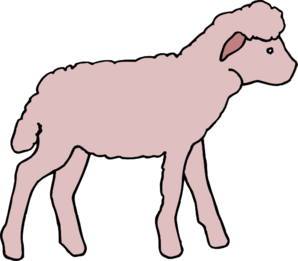 Lamb svg #6, Download drawings