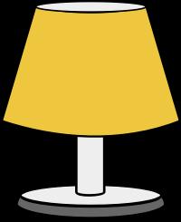 Lamp clipart #19, Download drawings