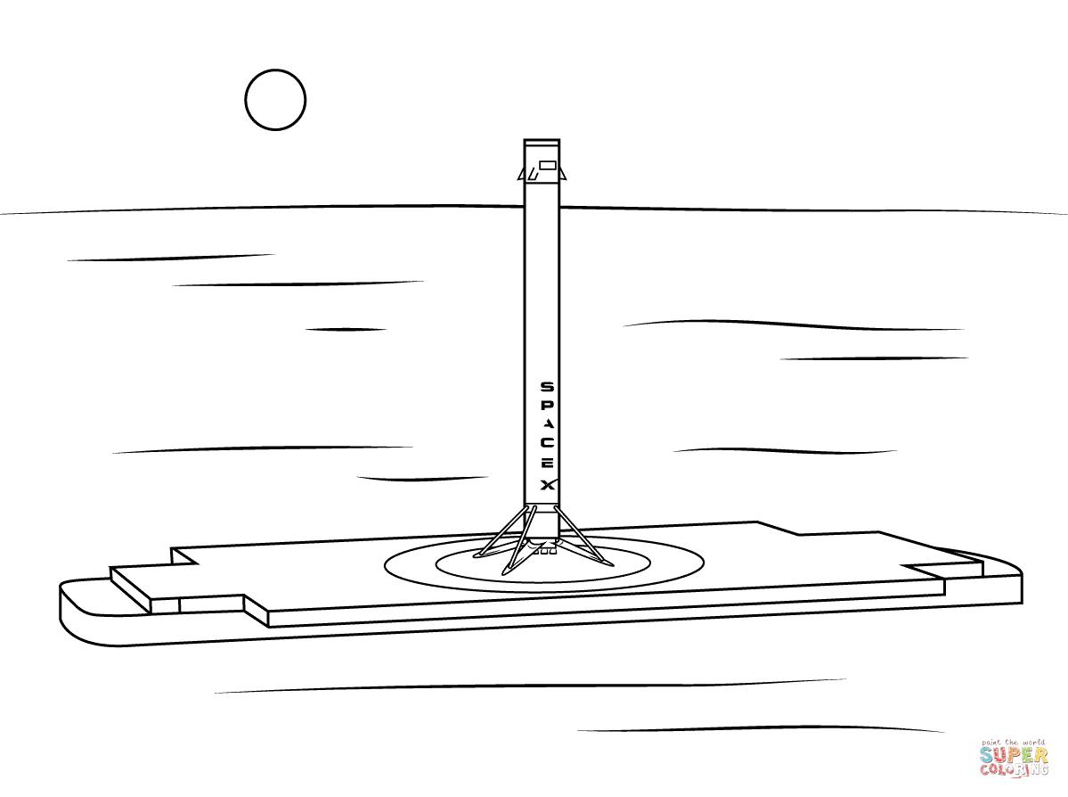 Landing coloring #13, Download drawings