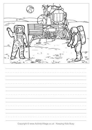 Landing coloring #12, Download drawings