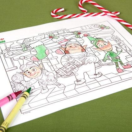 Landing coloring #4, Download drawings
