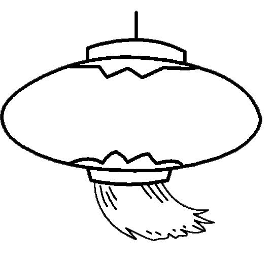 Lantern coloring #19, Download drawings