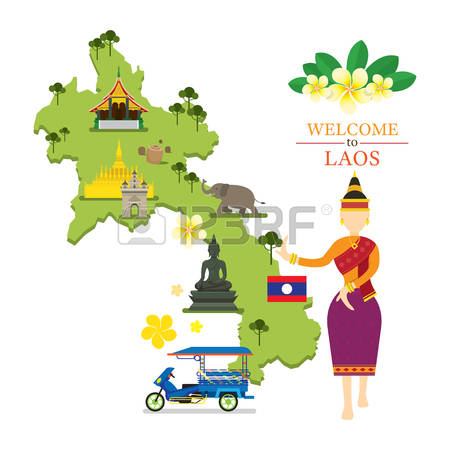 Laos clipart #2, Download drawings