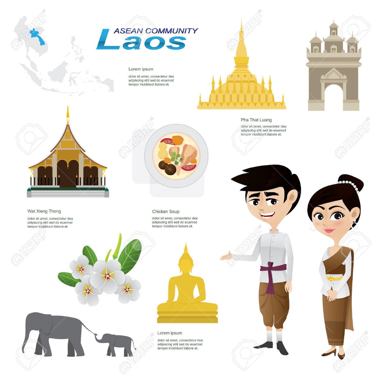 Laos clipart #3, Download drawings
