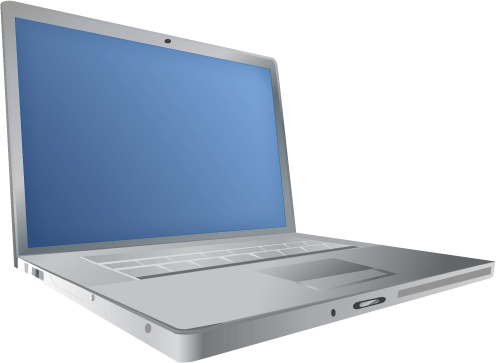 Laptop clipart #12, Download drawings